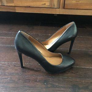 Brand New- Banana Republic Black Heels